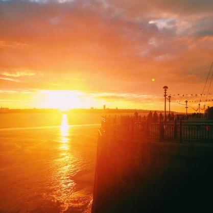 liverpool-travel-uk-blogger-lifestyle-sunset-albert-dock